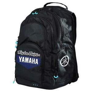 New 2021 Troy Lee Designs Yamaha Team Edition Backpacks, Black and Blue, TLD