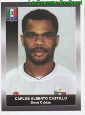 234 CARLOS CASTILLO ONCE CALDAS STICKER PANINI COLOMBIA PRIMERA A 2008