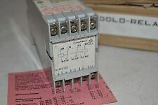 Dold Relais/Al 849.002/220 V, 50 Hz, 4 A/Nouveau/Neuf dans sa boîte
