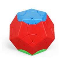 Shengshou 3-Colors Megaminx 3x3x3 Magic Cube Speed Contest Twist Puzzle Toys