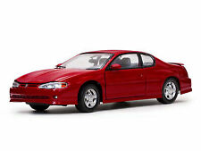 2000 Chevrolet Monte Carlo SS Torch Red 1/18 Diecast Model Car by Sunstar 1987