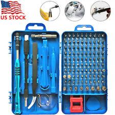 110 in 1 Precision Screwdriver Set Magnetic Torx Repair Tool Kit Multi-use US