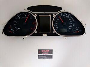 4F0920900 Tableau de Bord Compteur Kilométrique Full Fis Audi A6 Q7 Pièces Usés