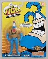 THE TICK TICK TALKERS I LOVE WHEAT TICK TALKING ACTION FIGURE