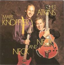 Chet Atkins And Mark Knopfler - Neck And Neck (CD 1991) Dire Straits