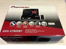 "Pioneer AVH-X7800BT 7"" Flip-Out DVD/iPhone/USB/Bluetooth Pandora, Spotify"
