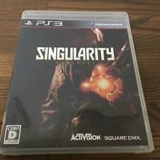 PS3 Singularity 06576 Japanese ver from Japan