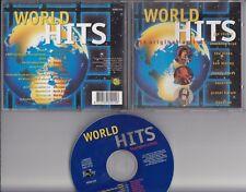 WORLD HITS 1994 DUTCH CD Donovan Shocking Blue Moody Blues Earth & Fire