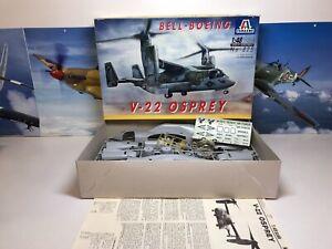 Italeri 1/48 Model Kit Bell Boeing V-22 Osprey