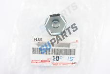 1x Genuine M/T Gearbox Oil Drain/Fill Plug fits Lexus IS200/300 2.0 99-05
