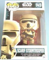 Star Wars Rogue One Scarif Stormtrooper Funko Pop Vinyl #145