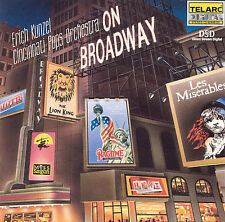 On Broadway by Cincinnati Pops Orchestra/Erich Kunzel (CD)
