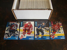 1999-00 Be A Player Memorabilia Hockey---Complete Set---1-300---NrMt