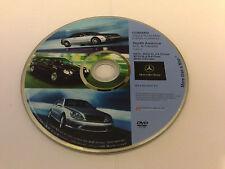 2005 MERCEDES E320 4MATIC E320 CDI E500 E55 AMG NAVIGATION DVD USA CANADA