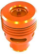 Collins Performance Twin Piston Orange Anodised Alloy Dump Valve 25mm
