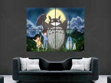 MY NEIGHBOUR TOTORO  HUGE WALL GIANT POSTER