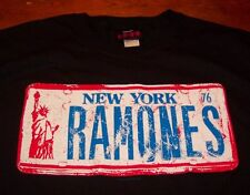 THE RAMONES NEW YORK T-Shirt XL NEW PUNK