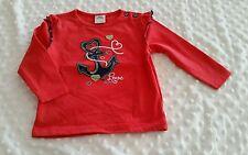 s.Oliver Baby-Pullover für Mädchen aus 100% Baumwolle
