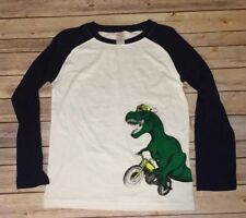 Gymboree Boys Raglan T With Dinosaur Sz.10