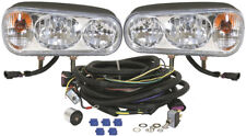 Buyers Products 1311100 Universal Halogen Snow Plow Light Kit with Harness
