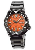 SEIKO Wathch early sale ltd. model Divers watch Orange waterproof SZEN009 Men's