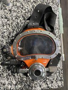 kirby morgan Bandmask Diving Helmet