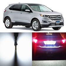 Alla Lighting License Plate Light 168 194 Super White 12V LED Bulb for Ford Edge