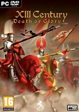 XIII Century Death or Glory (PC) - New/Sealed - Posted from the UK