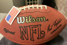 Signed Joe Montana Football authenticated Upper Deck