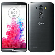 LG G3 D852 - 32GB - Metallic Black Smartphone Unlocked Grade C