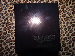 Laura Mercier FRESH FIG FULL SIZE New Candle SEALED IN BOX. Rare HTF