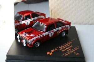 voiture miniatures de rallye - COLLECTOR Pour les Fans d' ESCORT MK2