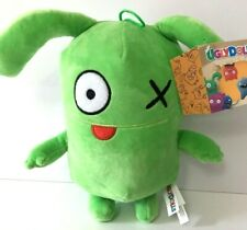 Ugly Dolls OX Large 10''  Plush .Green Stuffed Animal Toy. New