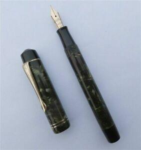 Vintage 'Big Ben' Fountain Pen with Original Gold 14K #43 Nib