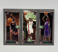 2003-04 LeBron James Topps Matrix Trio Rookie Card RC Lakers D Wade Bosh MVP HOF