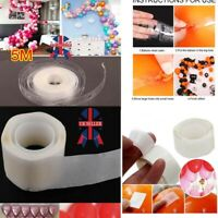 5M DIY Balloon Arch Garland Kit Birthday Wedding Baby Shower Hen Party Supply UK