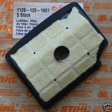 Stihl MS200T 020T Fleece Air Filter & Insert 1129 120 1607 11291201607 Tracked