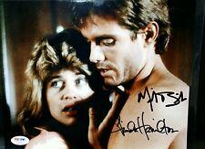 Linda Hamilton/Michael Biehn Signed Terminator Autographed 8x10 PhotoPSA/DNA COA