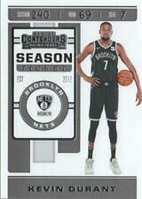 Cartes de basketball Panini Kevin Durant