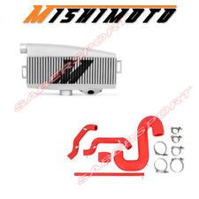 Mishimoto (Silver/Red) Top Mount Intercooler Kit for 2002-2007 Subaru WRX / STI