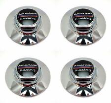 4pcs American Racing Chrome Wheel Center Hub Caps for AR790