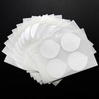 100x Refillable Coffee Capsule Lids Seal Pods Stickers For Nespresso 37mm Dia UK