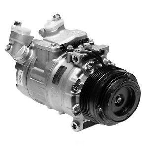 A/C  Compressor And Clutch- New   DENSO   471-1121