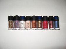MAC 9 Piece Mini Glitter & Pigment Set  (NEW, Discontinued, See Colors)