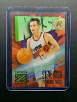 1996-97 SkyBox Z-Force Steve Nash RC, Rookie Card, Phoenix Suns