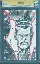 Dr. Strange 1 CGC SS 9.4 Joel Gomez art sketch Avengers Variant 8/10 Movie