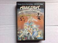 Sega Mega Megadrive Vtg Game #retrogaming Shining Force No Map Included