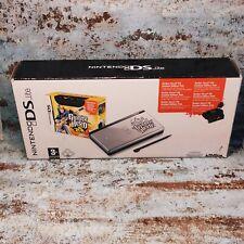 Nintendo DS Lite Guitar Hero: On Tour ORIGINAL Nintendo 3D Lite  mit OVP