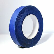 Hovat Linson, Self-Adhesive, Paper tape (Box of 3) 50mm x 50m, Blue (Sapphire)