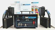 IonExchange Dual User Pro Most Powerful Ionic Foot Bath Foot Detox Spa Machine